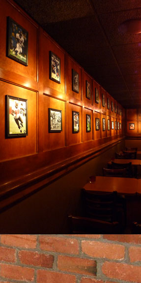 Sonny Lubick Steakhouse - Wall of Fame